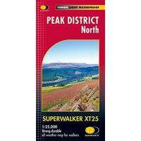 Harvey Maps Wandelkaart XT25 Peak District Noord