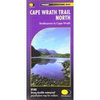 Harvey Maps Wandelkaart XT40 Cape Wrath Trail Noord