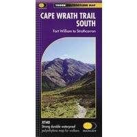Harvey Maps Wandelkaart XT40 Cape Wrath Trail Zuid
