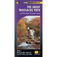 Harvey Maps Wandelkaart XT40 The Great Trossachs Path & Forest