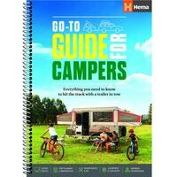 HEMA Maps Campergids Australia Go-to Guide For Campers