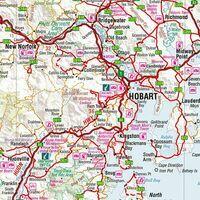 HEMA Wegenkaart Tasmanië