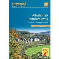 Hikeline Wandelgids Altmühltal - Panoramaweg