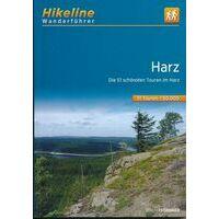 Hikeline Wandelgids Harz - Touren Im Harz