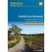 Hikeline Wandelgids Heidschnuckerweg