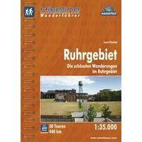 Hikeline Wandelgids Ruhrgebiet 1:35.000
