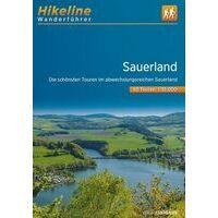 Hikeline Wandelgids Sauerland