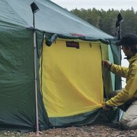 Hilleberg Altai UL Floorless Inner Tent Binnentent