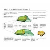 Hilleberg Nallo 2 GT Tweepersoonstent