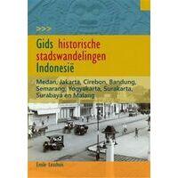 LM Publishers Historische Stadswandelingen Indonesie