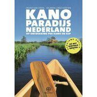 Hollandia Uitgeverij Kanoparadijs Nederland