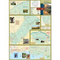Hupe Verlag Wegenkaart National Parks Of Zimbabwe