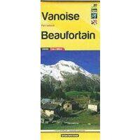 IGN Topografische Wandelkaart 04 Vanoise Beaufortain