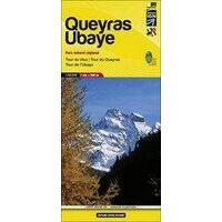 IGN Topografische Wandelkaart 06 Queyras - Ubaye