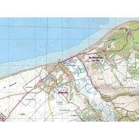 IGN Wandelkaart 1909ot St-Valery-en-Caux