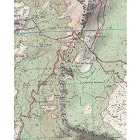 IGN Wandelkaart 3633et Tignes Val-d'Isère