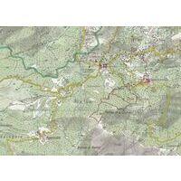 IGN Wandelkaart 4252ot Monte Renoso
