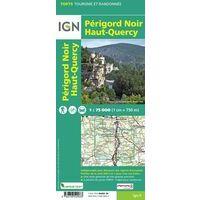IGN Wandel- En Fietskaart Périgord Noir