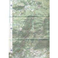 IGN Wandelkaart 3619OTR Bussang-La Bresse