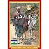 Infomap Wegenkaart Lesotho 1:400.000