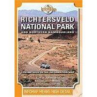 Infomap Richtersveld NP & Northern Namaqueland