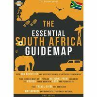 Infomap Wegenkaart Zuid-Afrika 1:2.000.000