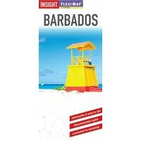 Insight Guides Wegenkaart Barbados