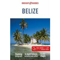 Insight Guides Belize Reisgids
