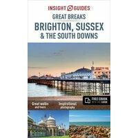 Insight Guides Brighton, Sussex & The South Downs