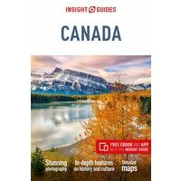 Insight Guides Canada reisgids