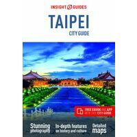 Insight Guides City Guide Taipei Reisgids