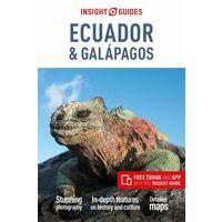Insight Guides Ecuador & Galapagos Guide