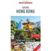 Insight Guides Explore Hong Kong Reisgids