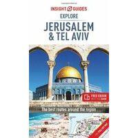 Insight Guides Explore Jerusalem & Tel Aviv