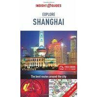 Insight Guides Explore Shanghai Reisgids