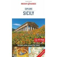 Insight Guides Explore Sicily - Reisgids Sicilië