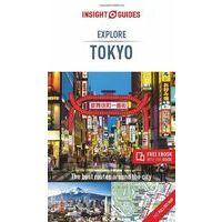 Insight Guides Explore Tokyo - Reisgids Tokio