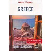 Insight Guides Greece - Reisgids Griekenland