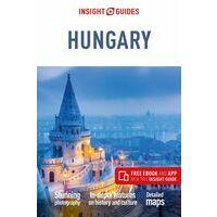 Insight Guides Hungary - Reisgids Hongarije