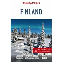 Insight Guides Insight Guide Finland Reisgids