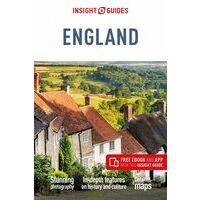 Insight Guides Insight Guides England - Reisgids Engeland