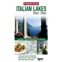 Insight Guides Italian Lakes Step By Step