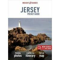 Insight Guides Jersey Pocket Guide