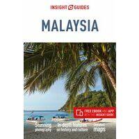 Insight Guides Malaysia - Reisgids Maleisië
