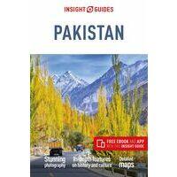 Insight Guides Pakistan Reisgids