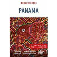 Insight Guides Panama - Reisgids Panama