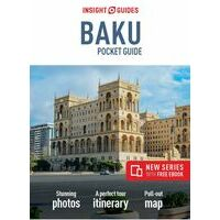 Insight Guides Pocket Baku - Reisgids Bakoe
