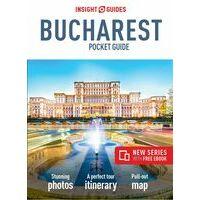 Insight Guides Pocket Bucharest - Reisgids Boekarest