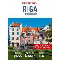 Insight Guides Pocket Guide Riga Reisgids