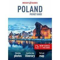 Insight Guides Pocket Poland - Reisgids Polen